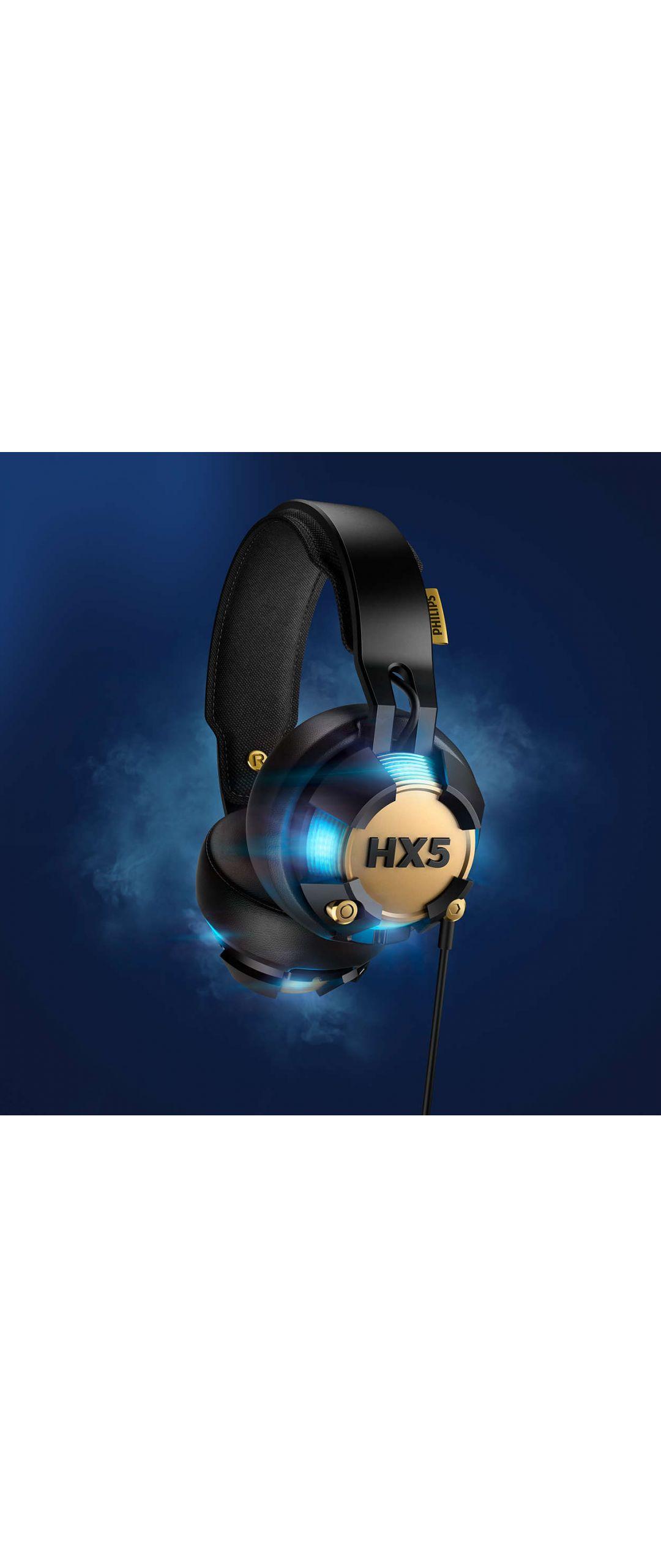 Review: Audífonos Philips HX5 [FW Labs]